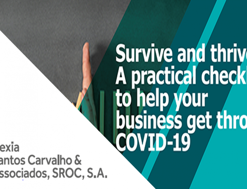 Nexia International Webinar | Survive and thrive to Covid-19
