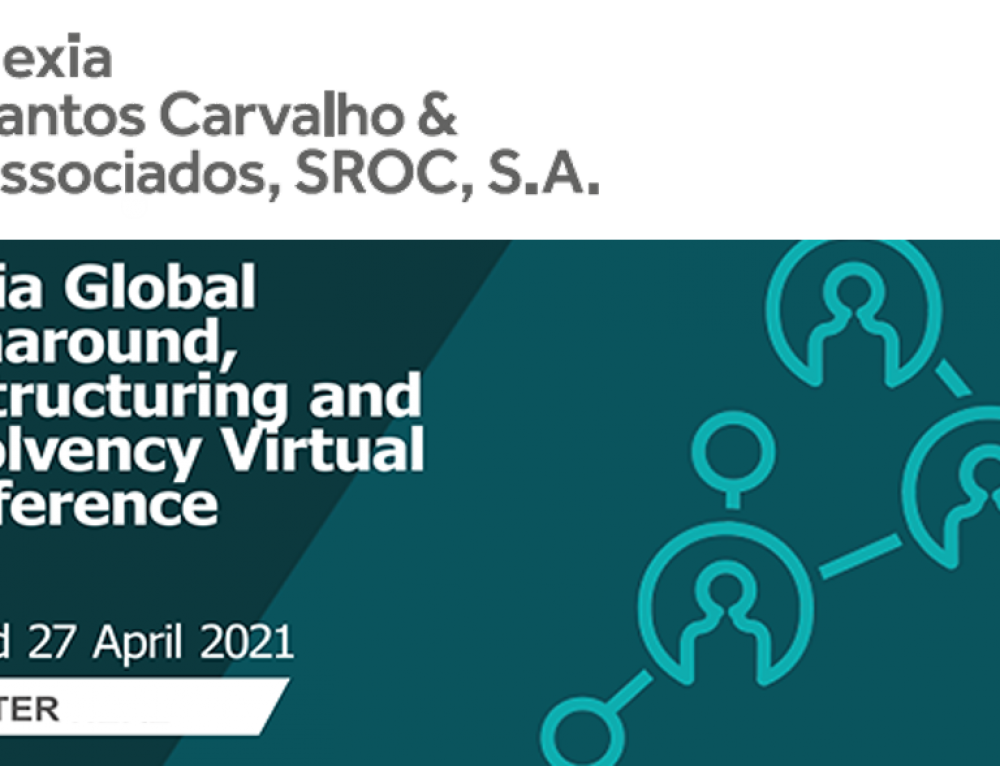 Nexia Global Turnaround, Restructuring and Insolvency Virtual Conference