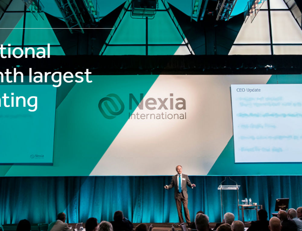 Nexia International becomes eighth largest global accounting network